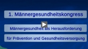 Video zum 1. Männergesundheitskongress